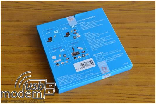 вид роутера huawei ec315 в упаковці