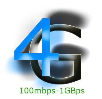 4g модем Логотип