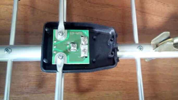 Инструкция по сборке антенны CDMA 800 Фото 2