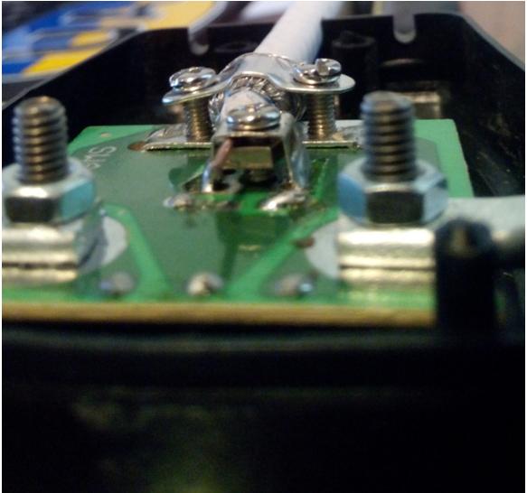 Закручивание кабеля -инструкция по сборке антенны CDMA 800 (Интертелеком Peoplenet) CDMA 450 (Мтс Коннект) Фото 5