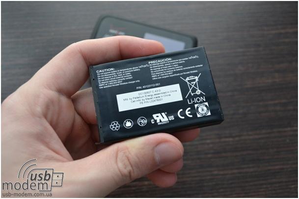 мощный аккумулятор с возможностью работы 8 часов в novatel mifi 4620l