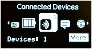 инфармация о подключенных пользователях в роутере novatel mifi 4620l