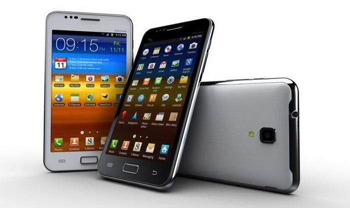 двухстандартные samsung cdma+gsm телефоны