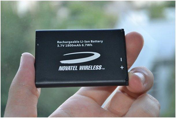 Аккумулятор для Novatel MiFi 5510l