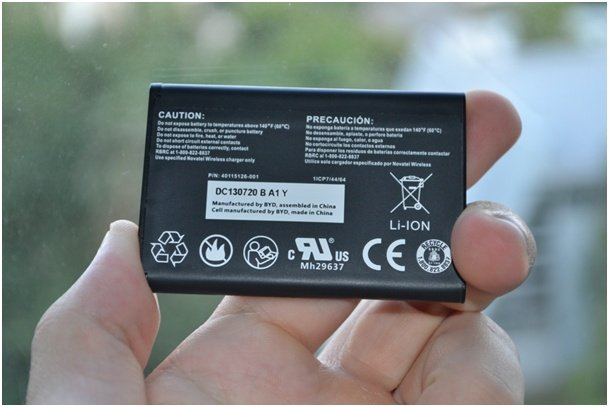 li on battery Novatel mifi 5510l