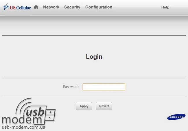 web интерфейс samsung sch-lc11