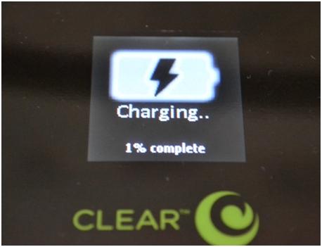 индикация заряда аккумулятора