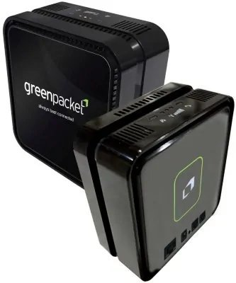 Роутер Greenpacket DV 230