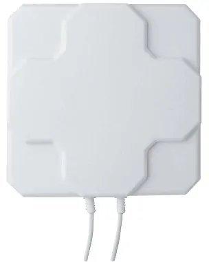 Панельная антенна 4G MIMO 2x15 дБ - Купить мощную планшетную MIMO антенну. Цена, отзывы и обзор